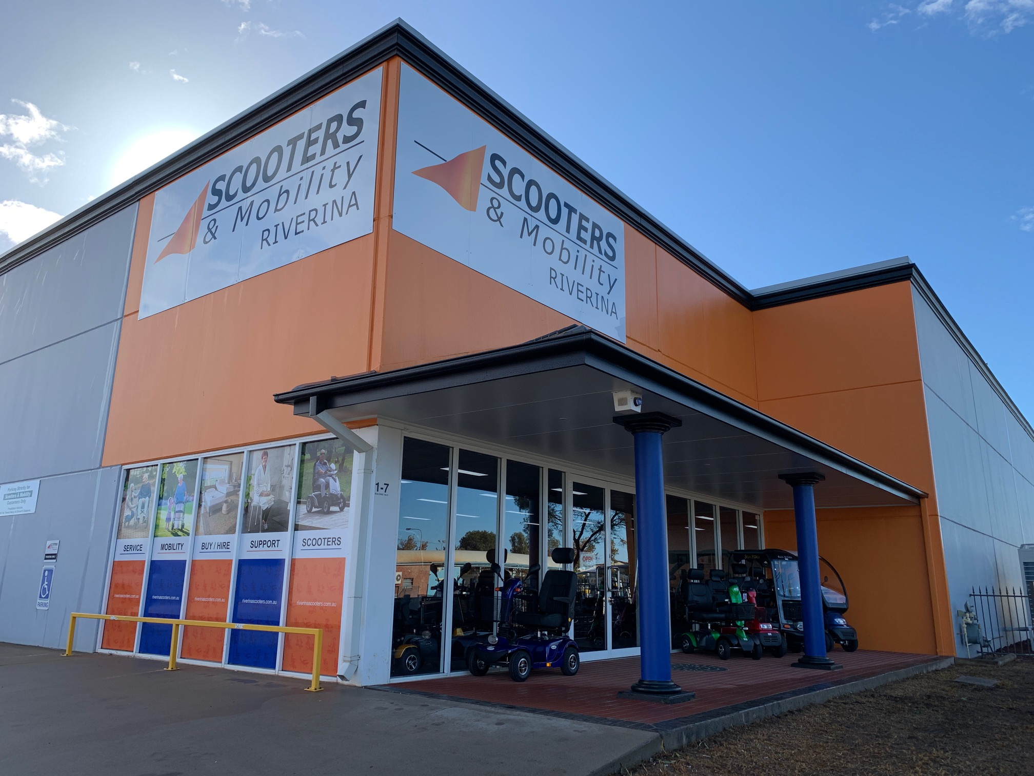 Scooters & Mobility Riverina – Griffith