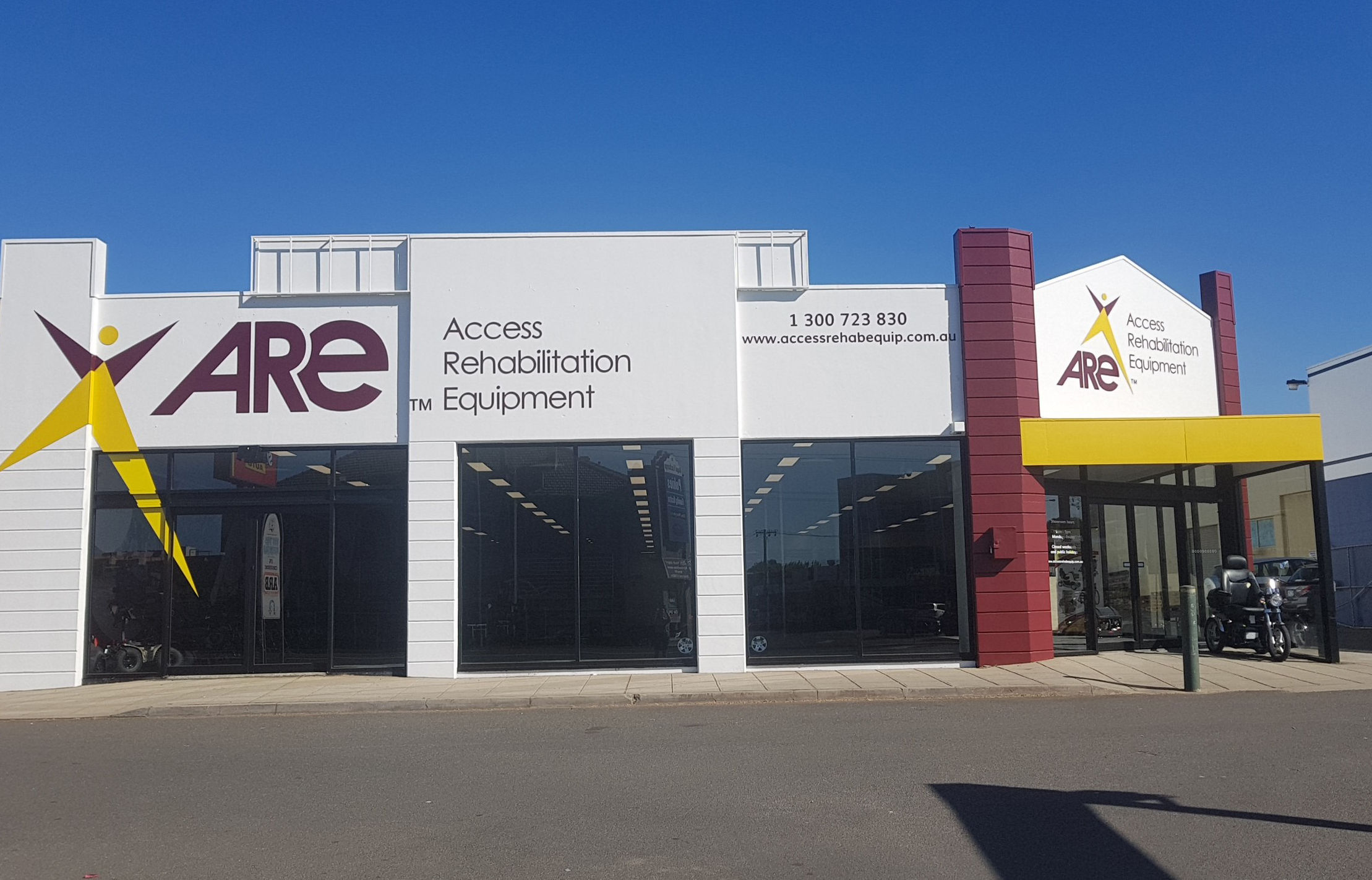 Access Rehabilitation Equipment Traralgon
